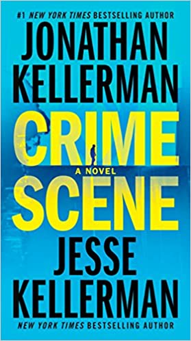 crime scene a novel clay edison book 1