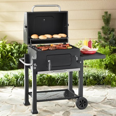 Expert Grill Heavy Duty 24-Inch Charcoal Grill by Expert Grill