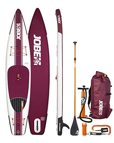 Jobe Aero Inflatable SUP Paddleboard Package Sz 12.6ft x 29in x 6in