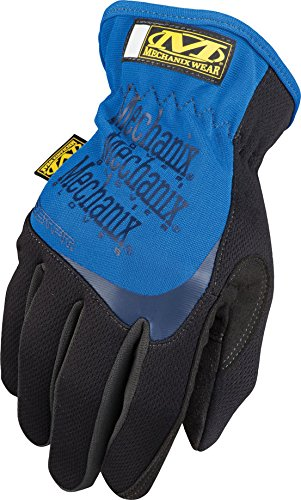 Mechanix Wear - FastFit Gloves (Medium, Blue) MFF-03-009