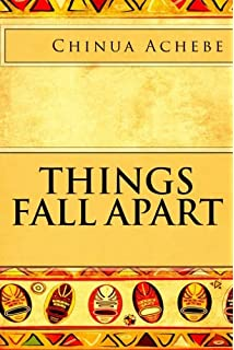 things fall apart quick summary