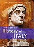 History of Italy, Jonathan Keates and Rough Guides Staff, 1858288363