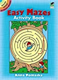 Easy Mazes Activity Book