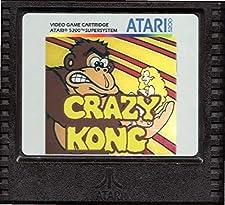 CRAZY KONG ATARI 5200