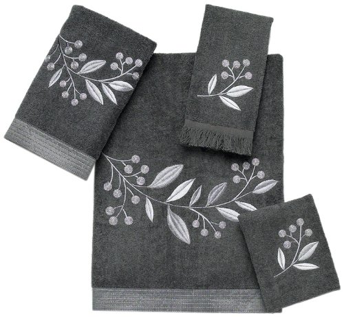 Avanti Towel Set Madison (B,H,W,T) KIT