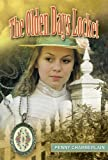 Front cover for the book The Olden Days Locket by Penny Chamberlain