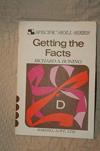 Specific Skill Series: Getting the facts D (Specific Skill Series)