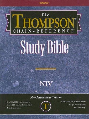 Thompson Chain-Reference Bible-NIV-Skateboard ebook