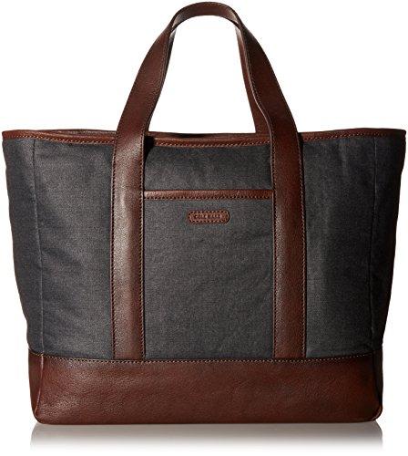 leather messenger bag cole haan - 4