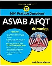 ASVAB AFQT: 1,001 Practice Questions For Dummies