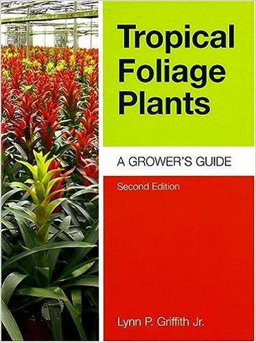 _NEW_ Tropical Foliage Plants: A Grower's Guide. Acerca teaching Armada burgales mandos