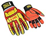 Ringers Gloves 345 Rescue Gloves, Firefighter Extrication Gloves, X-Large