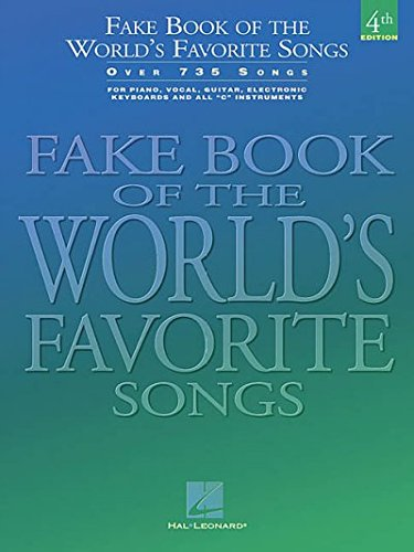 Fake Book of the World's Favorite Songs (Hl 00240072) Fake Book of the World's Favorite Songs