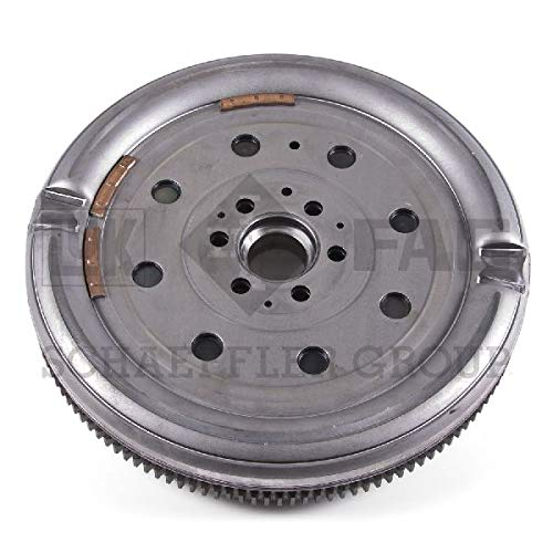 Parts Panther OE Replacement for 2005-2010 Volkswagen Jetta Clutch Flywheel (2.5 / Comfortline/Highline/S/SE/SEL/Trendline/Value Edition/Wolfsburg Edition)