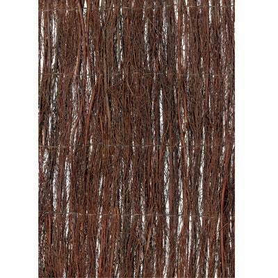 Gardman R665 Brushwood Fencing, 13' Long x 6' 6 High by Gardman by Gardman