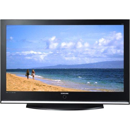 Samsung 720p Plasma (Samsung HP-S4253 42-Inch Plasma HDTV)
