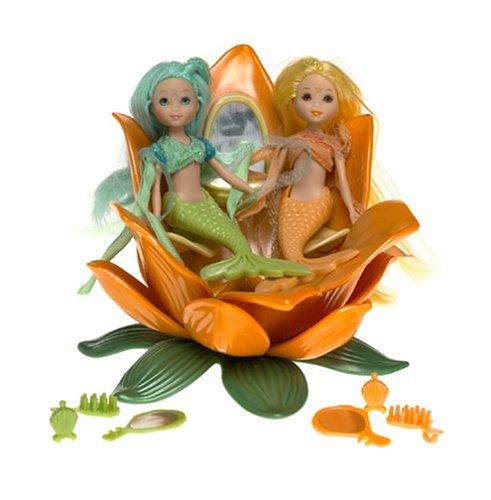 Barbie Fairytopia Petal Pixies Mermaids