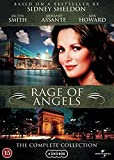 Rage of Angels (Complete Collection) - 4-DVD Set ( Sidney Sheldon's Rage of Angels I & II ) [ NON-USA FORMAT, PAL, Reg.0 Import - Denmark ]
