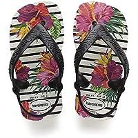 Havaianas, Sandálias New Baby Chic, Branco