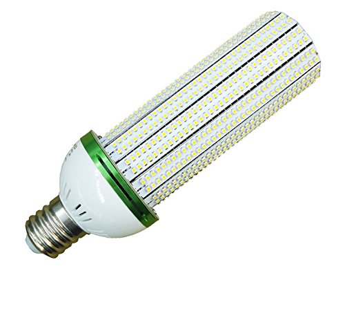 ¿CY LED E40 60 W bombilla LED, bombilla 280LEDs 2835 SMD, wei? Luz bombilla luz, 6500 K 6000 lm iluminación de alto rendimiento, AC100-240V foco: Amazon.es: ...