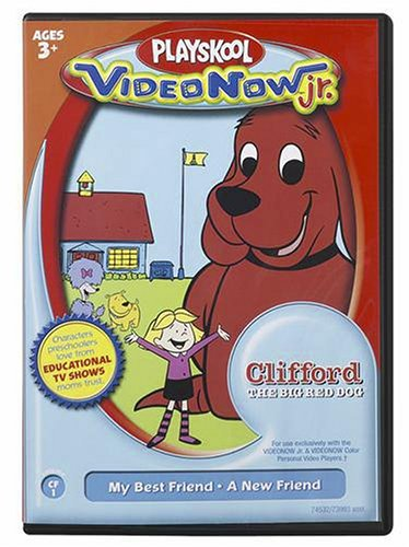 Videonow Jr. Personal Video Disc: Clifford #1