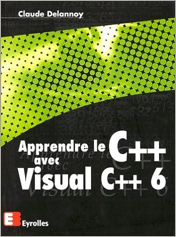 En ligne téléchargement gratuit Apprendre le C++ sous Visual C++ pdf, epub