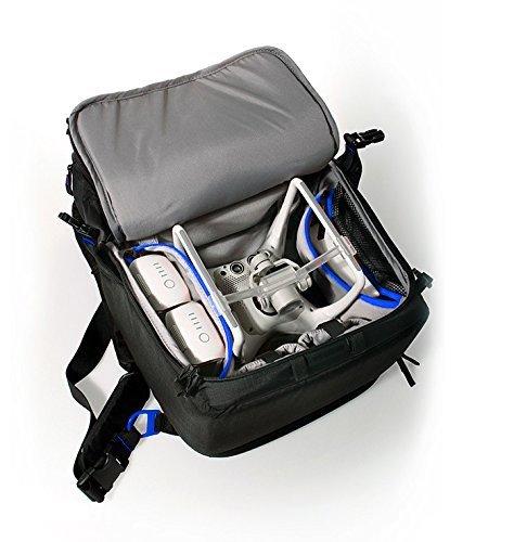 DJI Phantom 4 PRO+ Plus Quadcopter Starters Backpack Bundle