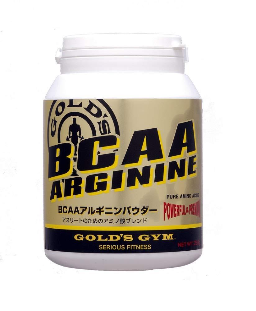 GOLD'S GYM BCAA / Arginine Powder 400g
