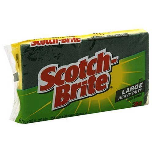 3M 455 House Scrub Sponge