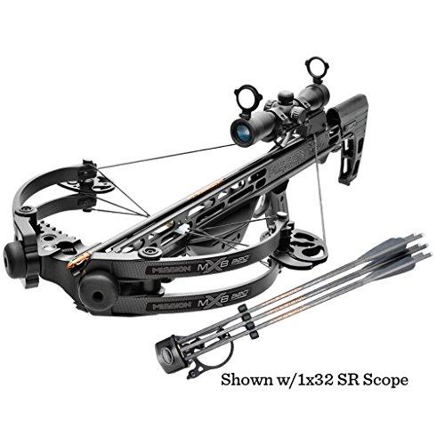 Mission MXB 320 Crossbow Basic Pkg. Black