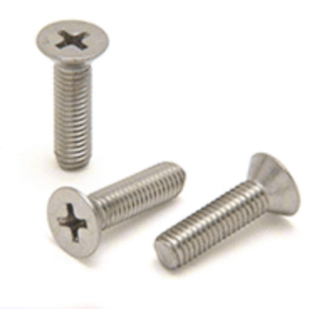 10-32 x 3/4'' Flat Head Phillips Screw