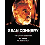 Sean Connery Collection (The Hunt for Red October - Special Collector's Edition / The Presidio / The Untouchables - Special C