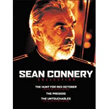 Sean Connery Collection (The Hunt for Red October - Special Collector's Edition / The Presidio / The Untouchables - Special Collector's Edition) (1988)