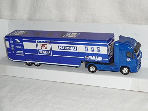 Iveco Stralis Yamaha Fiat 2010 Team Rossi Lkw Truck Motogp Moto Gp Ho H0...