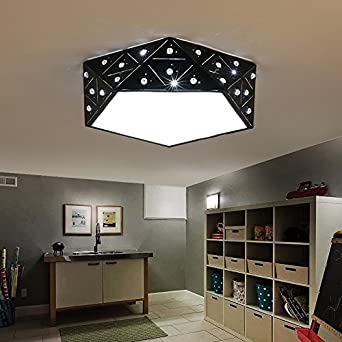 AuBergewohnlich KANG@ Moderne Deckenleuchte Leuchte Für Schlafzimmer, Wohnzimmer,  Arbeitszimmer, Diele, Büro Kronleuchter