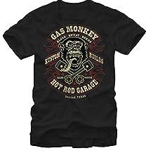 Gas Monkey Garage Blood Sweat & Beers T-Shirt
