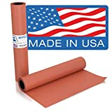Pink Kraft Butcher Paper Roll - Long 24 Inch x 175 Feet (2100 Inch) - Food Grade Peach Wrapping Paper for Smoking Meat of All Varieties – Unbleached, Unwaxed and Uncoated – Made in USA
