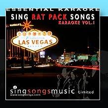 Sing Rat Pack Songs - Karaoke Volume 1