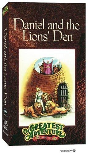 Price comparison product image Greatest Adventure: Daniel & Lions' Den [VHS]