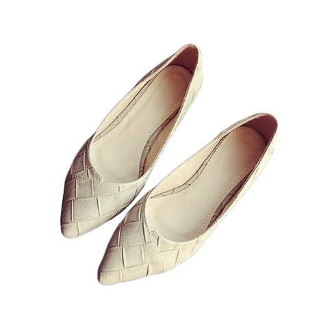 efe3724159bf Amazon.com  August Jim Womens Flats Shoes