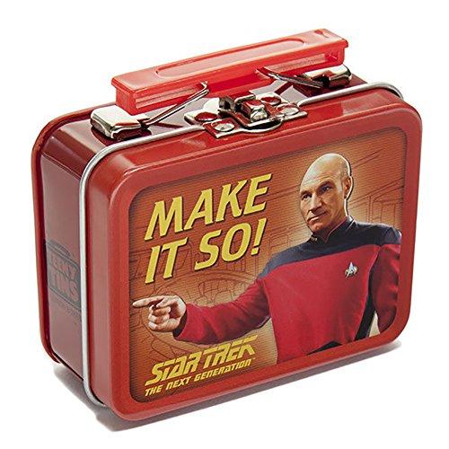 Star Trek Lunch - Star Trek The Next Generation Teeny Tin Lunch Box, 1 Random Design
