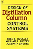 img - for Design of Distillation Column Control Systems book / textbook / text book