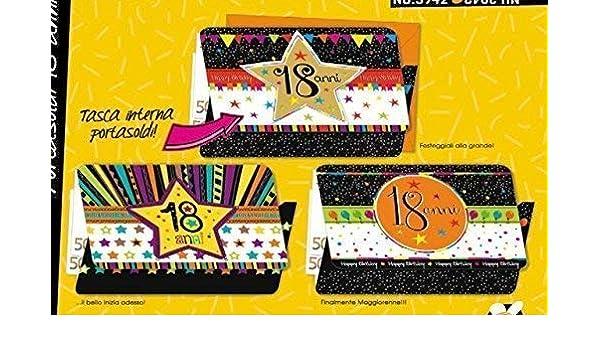 Subito disponibile Tarjeta Saludos 18 AÑOS xviii cumpleaños ...