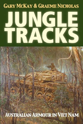 Jungle Tracks: Australian armour in Viet Nam