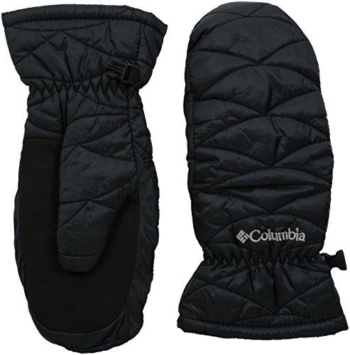 Columbia Sportswear Women's Mighty Lite Mitten, Black, Large ()
