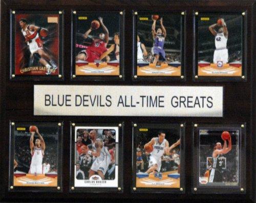 Devils Ncaa Basketball - NCAA Basketball Duke Blue Devils All-Time Greats Plaque