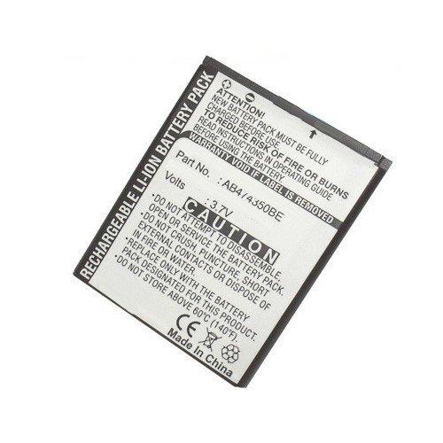 Battery Samsung SGH-G810, SGH-D780, SGH-i550, GT-i8510, GT-i7110, SGH-W, Li-ion, 1000 mAh VINTRONS F0510 Samsung -CS-SMG810SL