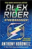 Stormbreaker (Alex Rider Adventure) (text only) paperback / softback edition by A. Horowitz