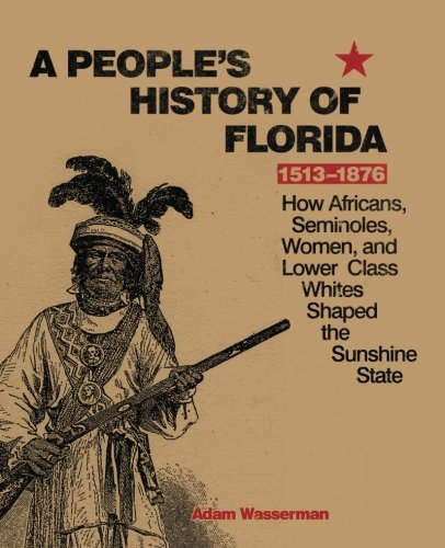 A People's History of Florida 1513-1876: How Africans, Seminoles, Women, and Lower Class Whites Shaped the Sunshine Stat