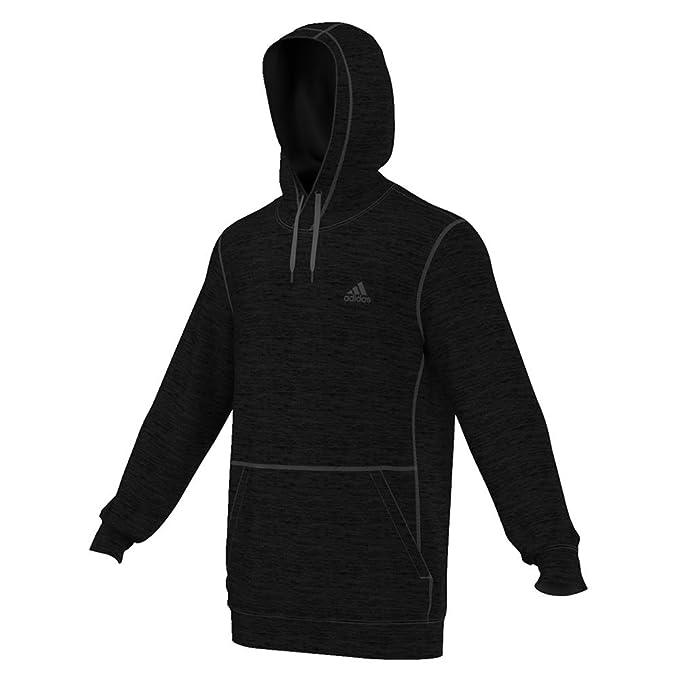sale retailer ad1c0 2aaab adidas Men's Team Issue Fleece Pullover Hoodie